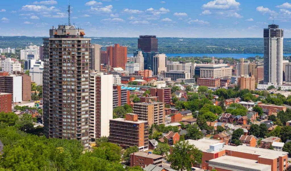 properties in Hamilton, Ontario