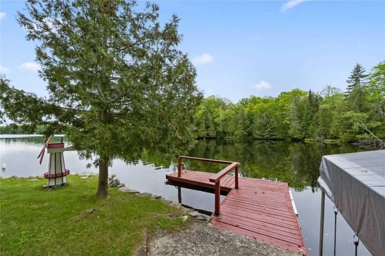 1150B Whitefish Rapids Lane- North Frontenac- Ontario K0H 1K0, 3 Bedrooms Bedrooms, 6 Rooms Rooms,1 BathroomBathrooms,Cottage,Sale,Whitefish Rapids,X4785485