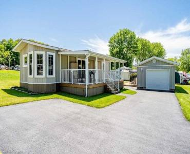 12 Stans Circ- Midland- Ontario L4R 0B9, 1 Bedroom Bedrooms, 5 Rooms Rooms,1 BathroomBathrooms,Mobile/trailer,Sale,Stans,S4789365