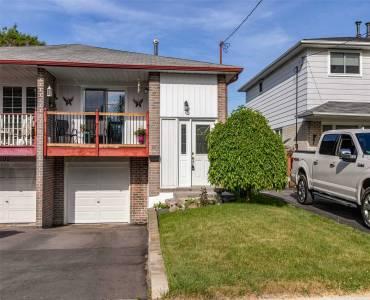 207 Durham St- Oshawa- Ontario L1J5R2, 2 Bedrooms Bedrooms, 9 Rooms Rooms,2 BathroomsBathrooms,Semi-detached,Sale,Durham,E4789678