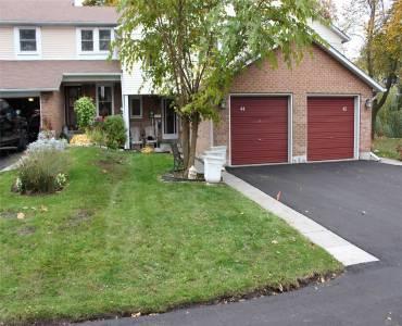 1055 Central Park Blvd- Oshawa- Ontario L1G7G8, 4 Bedrooms Bedrooms, 8 Rooms Rooms,2 BathroomsBathrooms,Condo Townhouse,Sale,Central Park,E4789614