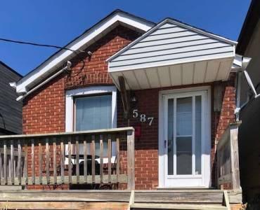 587 Northcliffe Blvd- Toronto- Ontario M6E3L6, 2 Bedrooms Bedrooms, 3 Rooms Rooms,1 BathroomBathrooms,Detached,Sale,Northcliffe,C4794723