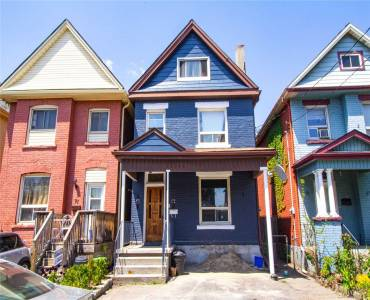99 Leeming St, Hamilton, Ontario L8L 5T5, 2 Bedrooms Bedrooms, 8 Rooms Rooms,2 BathroomsBathrooms,Detached,Sale,Leeming,X4774613