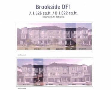 811 Atwater Path- Oshawa- Ontario V0H 1S6, 3 Bedrooms Bedrooms, 7 Rooms Rooms,3 BathroomsBathrooms,Att/row/twnhouse,Sale,Atwater,E4797158
