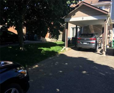 9 Courtleigh Sq- Brampton- Ontario L6Z 1J2, 3 Bedrooms Bedrooms, 6 Rooms Rooms,3 BathroomsBathrooms,Att/row/twnhouse,Sale,Courtleigh,W4797581