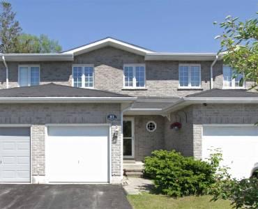 81 Sanford St- Barrie- Ontario L4N 3C6, 3 Bedrooms Bedrooms, 5 Rooms Rooms,2 BathroomsBathrooms,Att/row/twnhouse,Sale,Sanford,S4798158