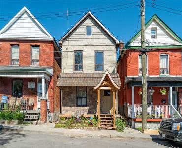 20 Greig St- Hamilton- Ontario L8R 2W7, 3 Bedrooms Bedrooms, 7 Rooms Rooms,1 BathroomBathrooms,Detached,Sale,Greig,X4798783