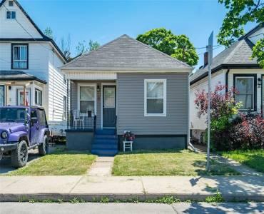 4 Frederick Ave, Hamilton, Ontario L8H 1K2, 2 Bedrooms Bedrooms, 4 Rooms Rooms,1 BathroomBathrooms,Detached,Sale,Frederick,X4800706