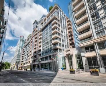 270 Wellington St- Toronto- Ontario M5V3P5, 1 Bedroom Bedrooms, 5 Rooms Rooms,1 BathroomBathrooms,Condo Apt,Sale,Wellington,C4796901