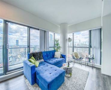 159 Dundas St- Toronto- Ontario M5B1E4, 1 Bedroom Bedrooms, 4 Rooms Rooms,1 BathroomBathrooms,Condo Apt,Sale,Dundas,C4798257