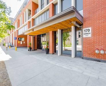 170 Sumach St- Toronto- Ontario M5A0C3, 1 Bedroom Bedrooms, 4 Rooms Rooms,1 BathroomBathrooms,Condo Apt,Sale,Sumach,C4798800