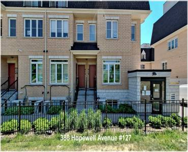 380 Hopewell Ave- Toronto- Ontario M6E2S2, 1 Bedroom Bedrooms, 4 Rooms Rooms,2 BathroomsBathrooms,Condo Townhouse,Sale,Hopewell,W4799223