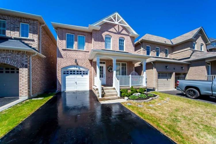 74 Ted Miller Cres- Clarington- Ontario L1C0M4, 3 Bedrooms Bedrooms, 6 Rooms Rooms,4 BathroomsBathrooms,Detached,Sale,Ted Miller,E4801641