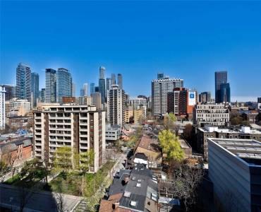285 Mutual St- Toronto- Ontario M4Y3C5, 1 Bedroom Bedrooms, 4 Rooms Rooms,1 BathroomBathrooms,Condo Apt,Sale,Mutual,C4754713