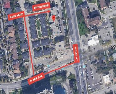 7378 Yonge St, Vaughan, Ontario L4J8J1, 1 Bedroom Bedrooms, 4 Rooms Rooms,1 BathroomBathrooms,Condo Apt,Sale,Yonge,N4800159