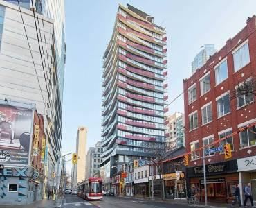 215 Queen St- Toronto- Ontario M5V0P5, 2 Bedrooms Bedrooms, 5 Rooms Rooms,1 BathroomBathrooms,Condo Apt,Sale,Queen,C4801186