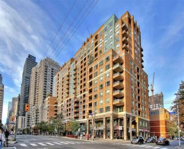 889 Bay St, Toronto, Ontario M5S3K6, 1 Bedroom Bedrooms, 4 Rooms Rooms,1 BathroomBathrooms,Condo Apt,Sale,Bay,C4801656