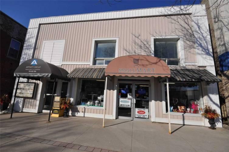 342 Simcoe St- Brock- Ontario L0K1A0, ,Store W/apt/office,Sale,Simcoe,N4749937