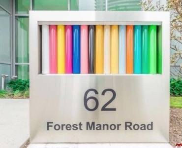 62 Forest Manor Rd, Toronto, Ontario M2J 0B6, 2 Bedrooms Bedrooms, 5 Rooms Rooms,2 BathroomsBathrooms,Condo Apt,Sale,Forest Manor,C4802241