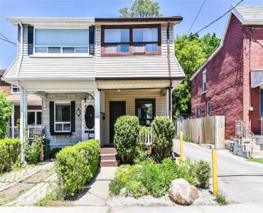 72 Brandon Ave, Toronto, Ontario M6H2E1, 2 Bedrooms Bedrooms, 5 Rooms Rooms,1 BathroomBathrooms,Semi-detached,Sale,Brandon,W4802573
