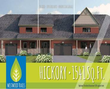 16 Serviceberry Lane, Norfolk, Ontario Tbd, 2 Bedrooms Bedrooms, 5 Rooms Rooms,3 BathroomsBathrooms,Att/row/twnhouse,Sale,Serviceberry,X4802591