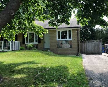 8 Thorncroft Cres- Ajax- Ontario L1S2S2, 3 Bedrooms Bedrooms, 6 Rooms Rooms,2 BathroomsBathrooms,Semi-detached,Sale,Thorncroft,E4803393