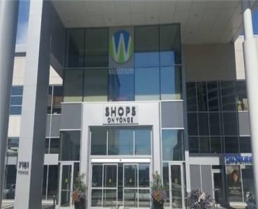 7181 Yonge St, Markham, Ontario L3T0C7, ,Commercial/retail,Sale,Yonge,N4714694