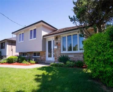 18 Kimbark Dr, Brampton, Ontario L6X 2A1, 3 Bedrooms Bedrooms, 6 Rooms Rooms,2 BathroomsBathrooms,Detached,Sale,Kimbark,W4790373