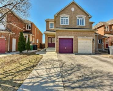 274 Pressed Brick Dr, Brampton, Ontario L6V4L3, 3 Bedrooms Bedrooms, 8 Rooms Rooms,4 BathroomsBathrooms,Semi-detached,Sale,Pressed Brick,W4804059