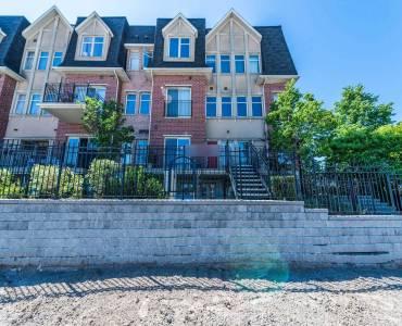 1837 Eglinton Ave- Toronto- Ontario M4A2Y4, 2 Bedrooms Bedrooms, 5 Rooms Rooms,1 BathroomBathrooms,Condo Townhouse,Sale,Eglinton,C4804057