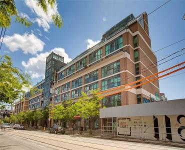 1169 Queen St- Toronto- Ontario M6J1J4, 1 Bedroom Bedrooms, 4 Rooms Rooms,1 BathroomBathrooms,Condo Apt,Sale,Queen,C4804274