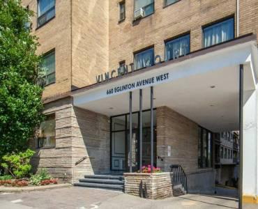 660 Eglinton Ave, Toronto, Ontario M5N1C3, 1 Bedroom Bedrooms, 4 Rooms Rooms,1 BathroomBathrooms,Co-ownership Apt,Sale,Eglinton,C4804284