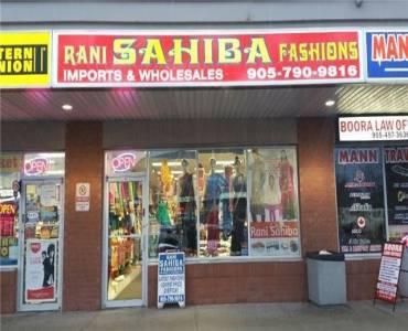 1098 Peter Robertson Blvd- Brampton- Ontario L6R3A5, ,Sale Of Business,Sale,Peter Robertson,W4805414