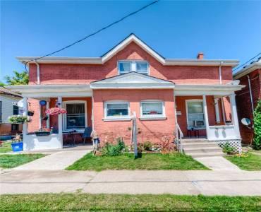 84 & 86 Marlborough St, Brantford, Ontario N3T 2S3, 6 Bedrooms Bedrooms, 12 Rooms Rooms,2 BathroomsBathrooms,Semi-detached,Sale,Marlborough,X4804427