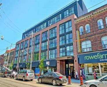 899 Queen St, Toronto, Ontario M4M1J4, 1 Bedroom Bedrooms, 5 Rooms Rooms,1 BathroomBathrooms,Comm Element Condo,Sale,Queen,E4804227