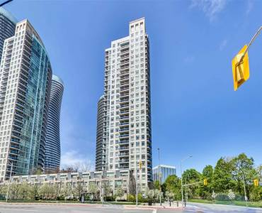 90 Absolute Ave, Mississauga, Ontario L4Z0A1, 1 Bedroom Bedrooms, 5 Rooms Rooms,1 BathroomBathrooms,Comm Element Condo,Sale,Absolute,W4803968