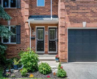 2120 Headon Rd- Burlington- Ontario L7M4J9, 3 Bedrooms Bedrooms, 7 Rooms Rooms,2 BathroomsBathrooms,Condo Townhouse,Sale,Headon,W4804015