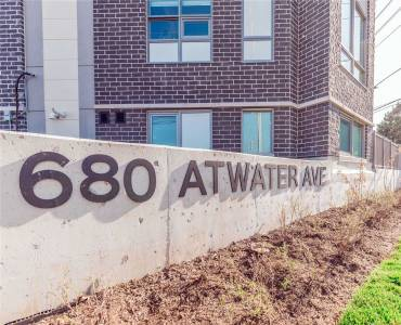680 Atwater Ave, Mississauga, Ontario L5G0B6, 2 Bedrooms Bedrooms, 5 Rooms Rooms,1 BathroomBathrooms,Condo Townhouse,Sale,Atwater,W4804748