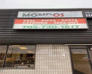 461 Dunlop St- Barrie- Ontario L4N 9W3, ,2 BathroomsBathrooms,Sale Of Business,Sale,Dunlop,S4679517