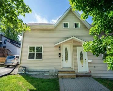 49 Mill St, Oshawa, Ontario L1H2Z5, 2 Bedrooms Bedrooms, 5 Rooms Rooms,3 BathroomsBathrooms,Semi-detached,Sale,Mill,E4805680