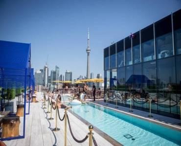 629 King St- Toronto- Ontario M5V1M5, 1 Bedroom Bedrooms, 4 Rooms Rooms,1 BathroomBathrooms,Condo Apt,Sale,King,C4805615