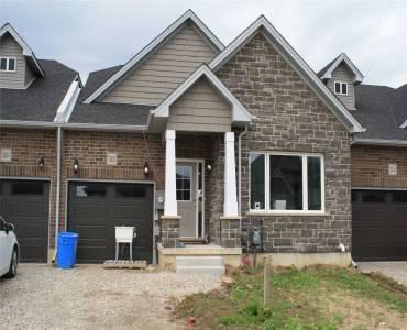 322 Fairway Rd- Woodstock- Ontario N4T0E1, 2 Bedrooms Bedrooms, 8 Rooms Rooms,2 BathroomsBathrooms,Att/row/twnhouse,Sale,Fairway,X4805939