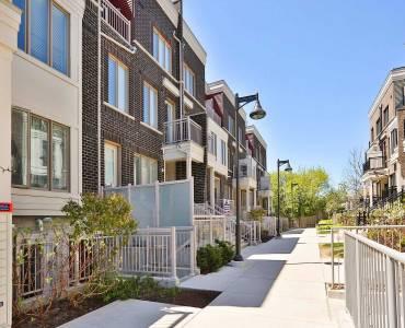 140 Long Branch Ave, Toronto, Ontario M8W 0B1, 1 Bedroom Bedrooms, 4 Rooms Rooms,1 BathroomBathrooms,Condo Townhouse,Sale,Long Branch,W4777899