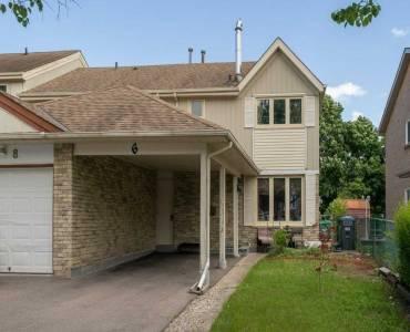 6 Berkshire Sq- Brampton- Ontario L6Z1N4, 3 Bedrooms Bedrooms, 7 Rooms Rooms,2 BathroomsBathrooms,Att/row/twnhouse,Sale,Berkshire,W4806501