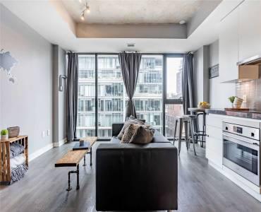 629 King St- Toronto- Ontario M5V1M5, 1 Bedroom Bedrooms, 4 Rooms Rooms,1 BathroomBathrooms,Condo Apt,Sale,King,C4806285
