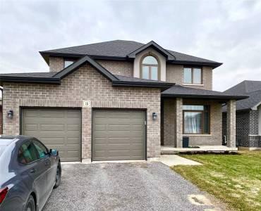 18 Farmington Cres, Belleville, Ontario K8N0J8, 4 Bedrooms Bedrooms, 9 Rooms Rooms,3 BathroomsBathrooms,Detached,Sale,Farmington,X4807382