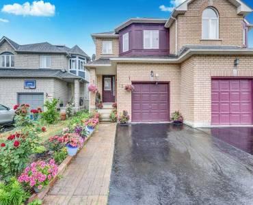 350 Sparrow Circ- Pickering- Ontario L1V7E6, 3 Bedrooms Bedrooms, 8 Rooms Rooms,3 BathroomsBathrooms,Semi-detached,Sale,Sparrow,E4807228