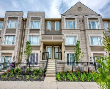 1 Beckenrose Crt- Brampton- Ontario L6Y6G2, 3 Bedrooms Bedrooms, 5 Rooms Rooms,3 BathroomsBathrooms,Condo Townhouse,Sale,Beckenrose,W4807116