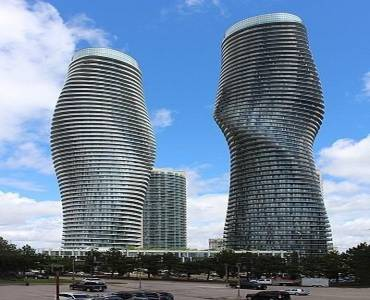 60 Absolute Ave, Mississauga, Ontario L4Z0A9, 1 Bedroom Bedrooms, 4 Rooms Rooms,2 BathroomsBathrooms,Condo Apt,Sale,Absolute,W4807670