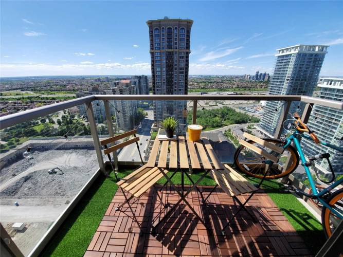 388 Prince Of Wales Dr- Mississauga- Ontario L5B0A1, 1 Bedroom Bedrooms, 4 Rooms Rooms,1 BathroomBathrooms,Condo Apt,Sale,Prince Of Wales,W4807786